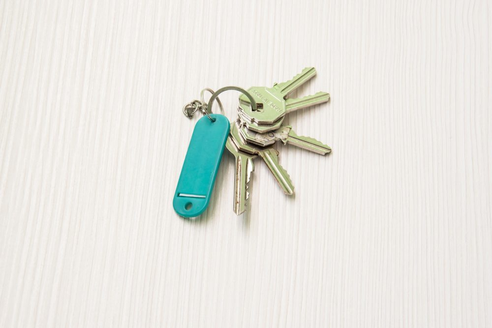 locksmiths keys banner image