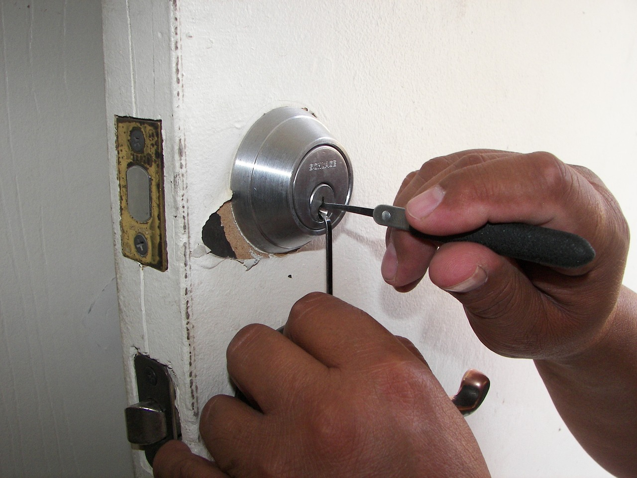 locksmith call-outs